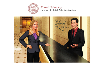 Cornell University's School of Hotel Administration Incorporates Logi-Serve in Coursework Focused on Enhancing Hospitality Management image