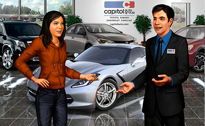 Capitol Auto Group Selects Logi-Serve Assessment to Help Identify Top Service and Sales Talent image
