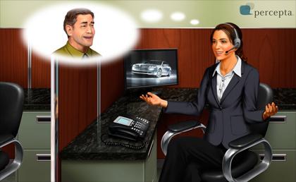 Percepta, LLC. Executes Service Agreement with Logi-Serve, LLC. image